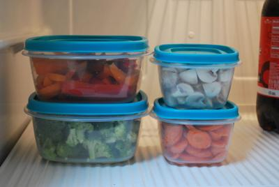 7 Tips for Meal Prep Success