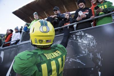 Oregon headed to Alamo Bowl to take on No. 11 TCU