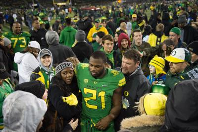 Royce Freeman drafted by Denver Broncos in third round