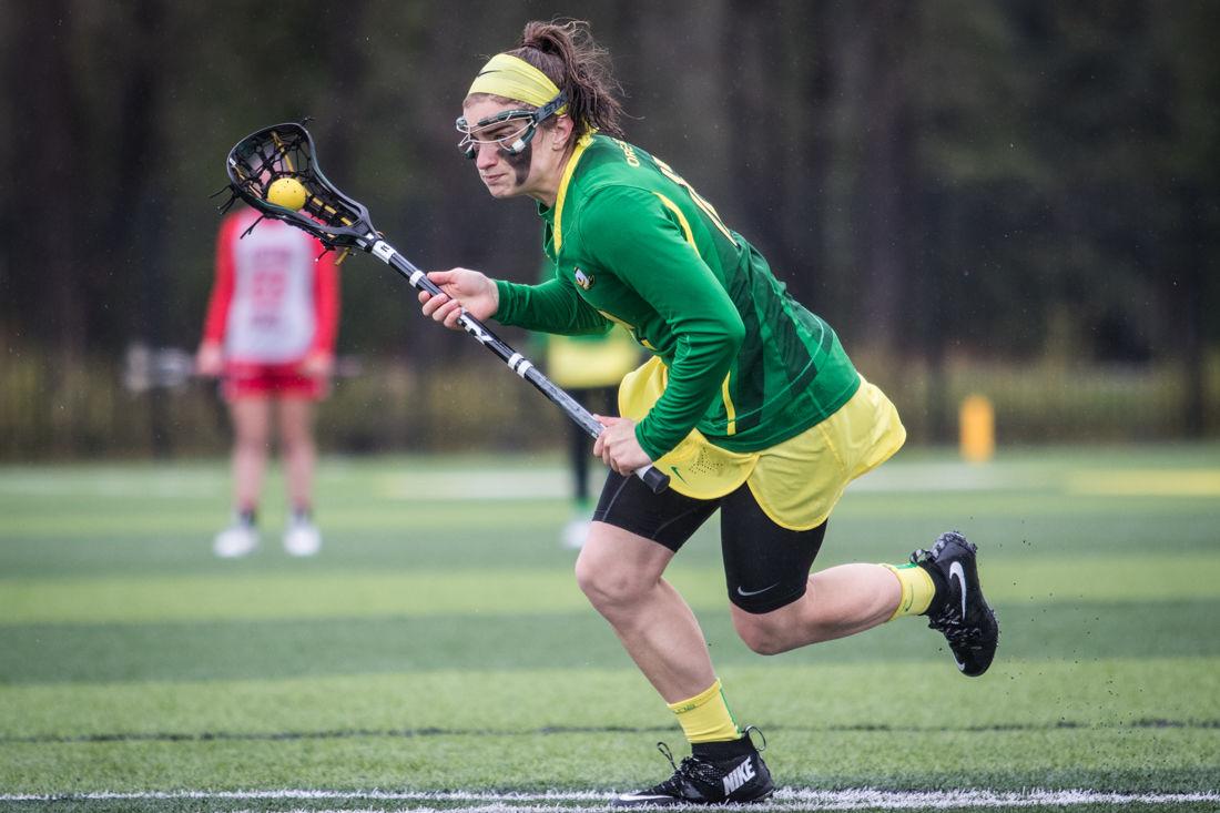 Photos: Oregon Women's Lacrosse defeats Fresno State 15-10