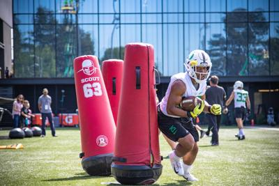 Redshirt-freshman CJ Verdell could be the next great Oregon running back
