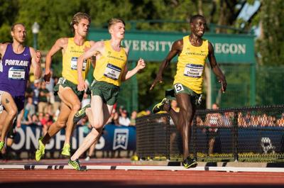 Edward Cheserek named cross country West Region's Male Athlete of the Year