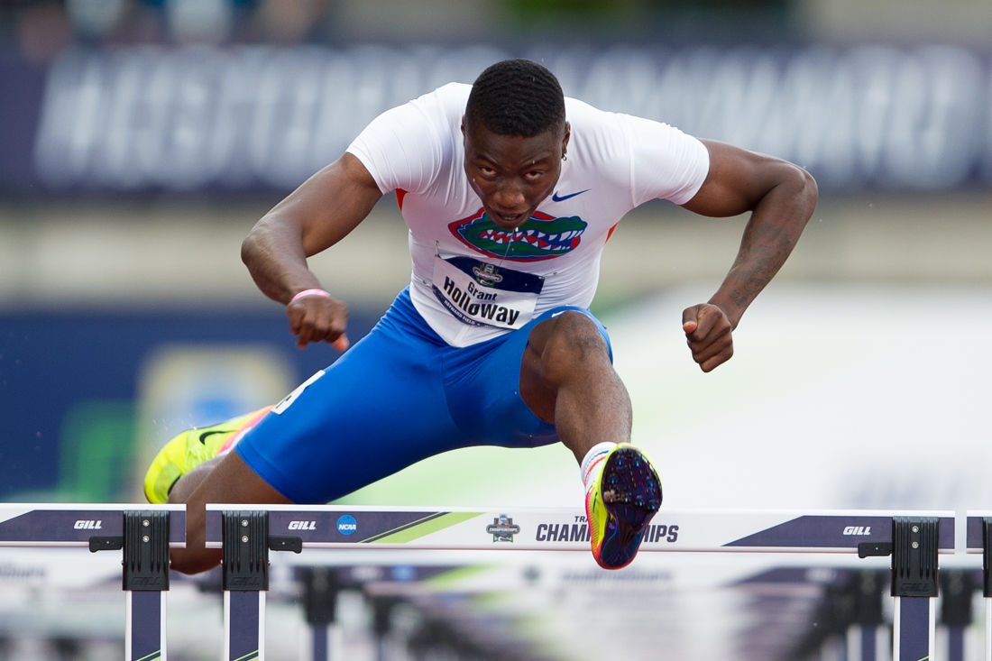 Florida delivers dramatic finish to win NCAA outdoor title