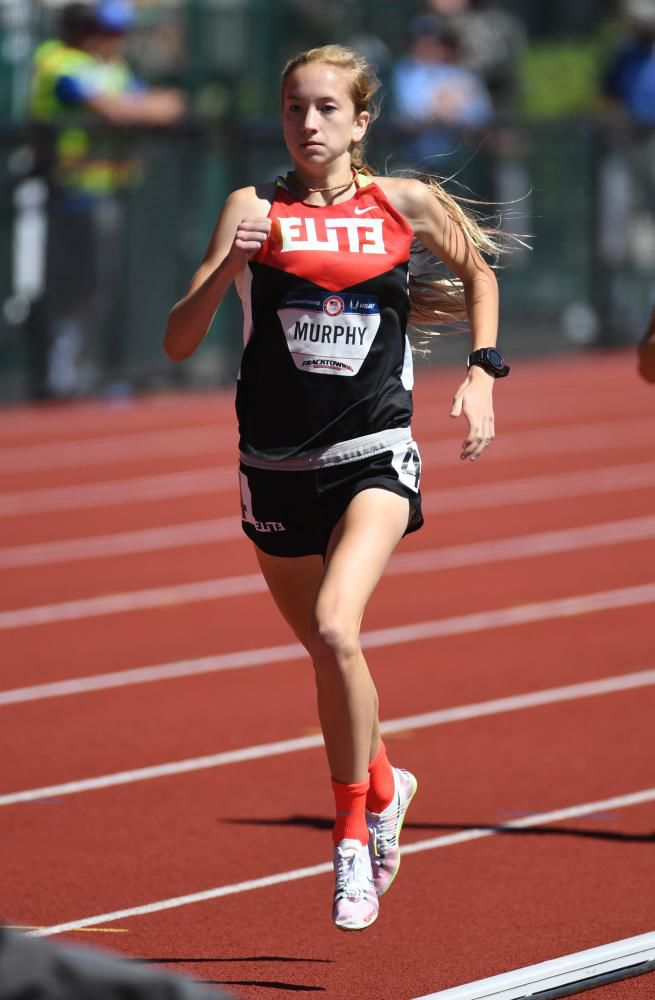 Distance prep standout Kate Murphy set to join Oregon's champion cross country team