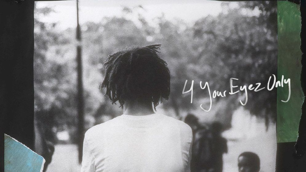 J. Cole addresses race in America with '4 Your Eyez Only'