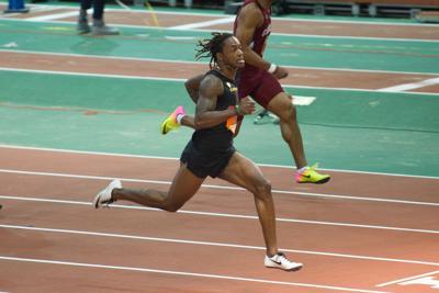 The mentors behind Cravon Gillespie and his stellar sprinting career