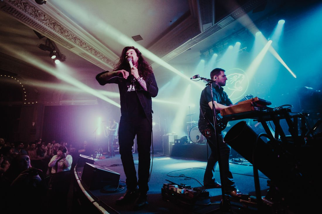Photos: The Maine, Taking Back Sunday bring a night of pop punk to Portland's Crystal Ballroom