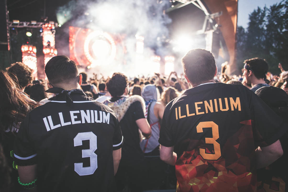 Review: Illenium wows Cuthbert, drops new track ahead of festival appearance in Las Vegas