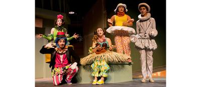 "University Theatre's ""Comedy of Errors"" gives Shakespeare a colorful twist"