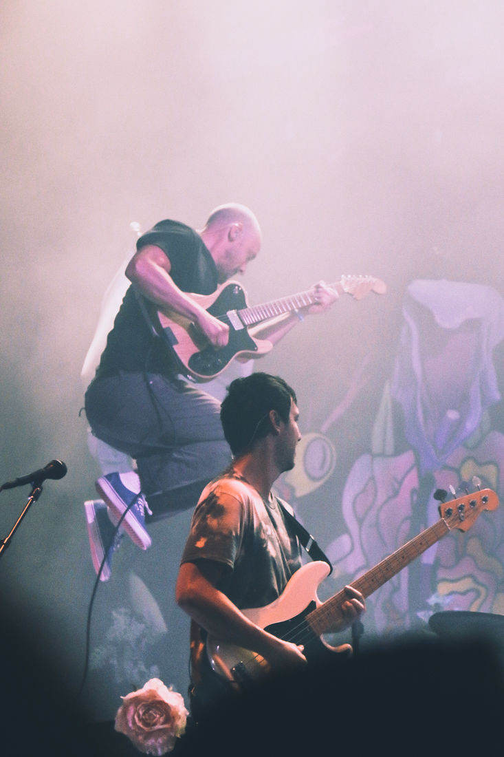 Review: James Mercer's stage presence brings McDonald Theatre to life at The Shins' concert
