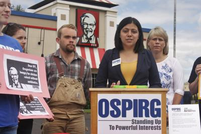 Oregon advocacy group pressures KFC to go antibiotic-free