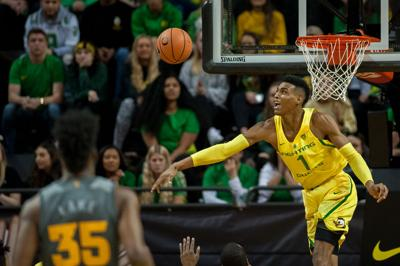 Oregon outplays ASU for 75-68 win to complete season sweep of Sun Devils