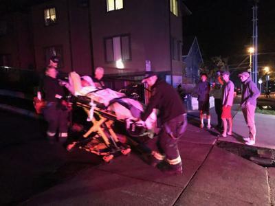 Update: Man on hallucinogens tasered, arrested by police near campus Monday night