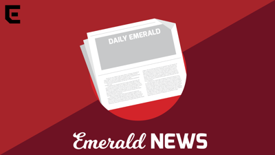 Emerald news podcast logo horizontal