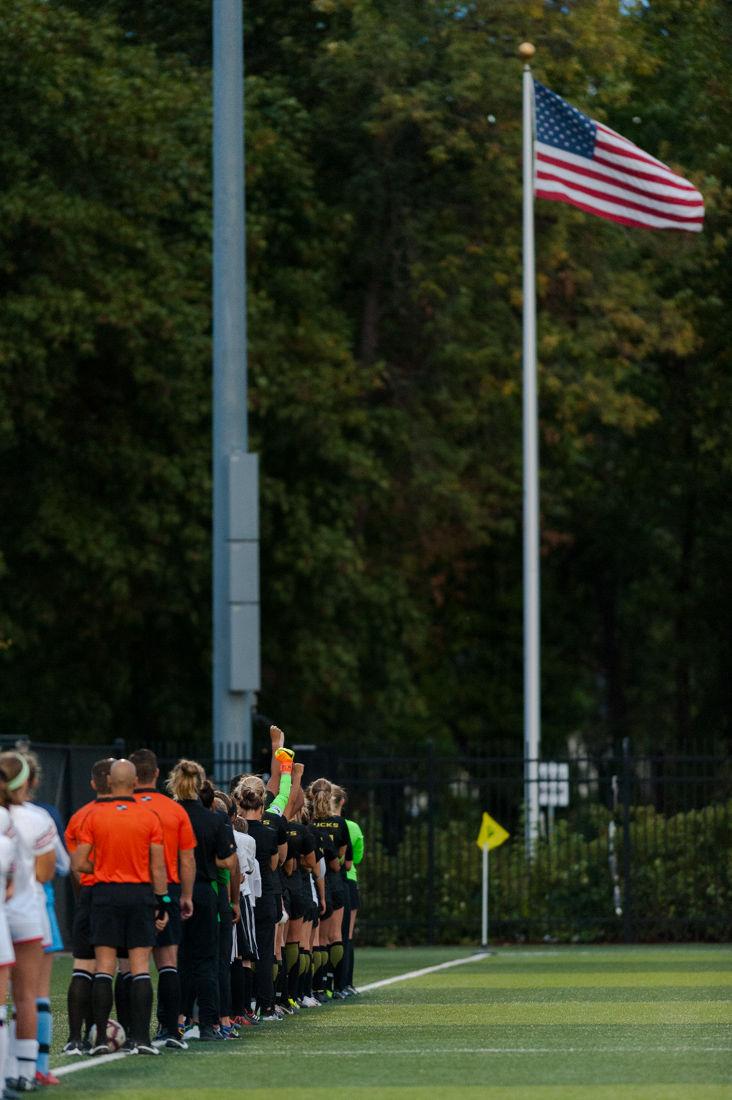 Photos: Oregon Ducks soccer beats Utah Utes 1-0