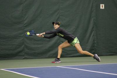 Oregon women's tennis wins fourth straight, now enters Pac-12 play