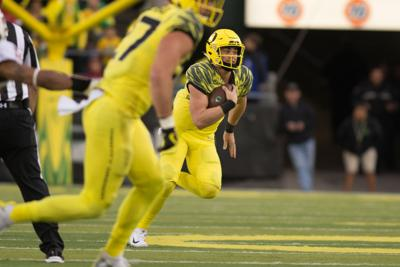 Practice Report: Turnovers are key when Ducks face UCLA