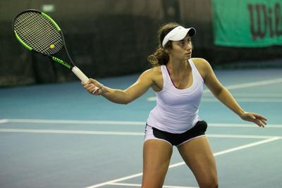 New Zealand standout Janvhi Clark has achieved her dream to play collegiate tennis in the U.S.