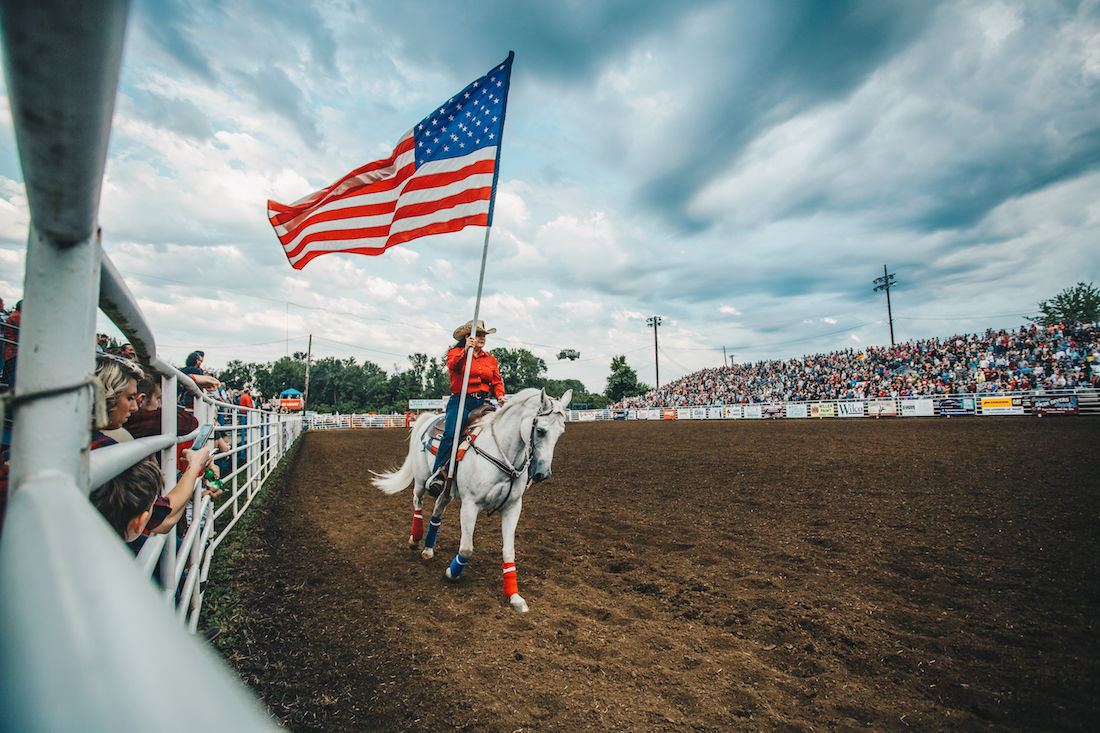 Photos: Fourth of July with the Eugene Pro Rodeo