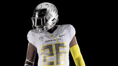 info for dec4b 9b5ce Oregon's uniform against Nebraska takes on special cause ...