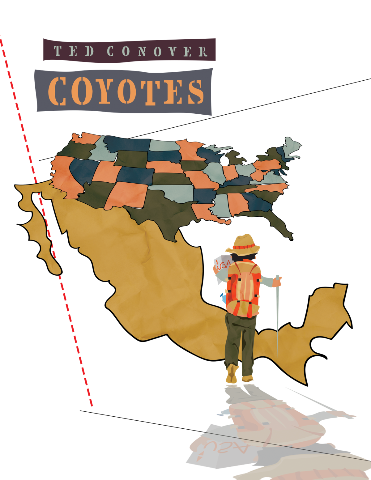 """Ted Conover's """"Coyotes"""" Still Echoes Today"""