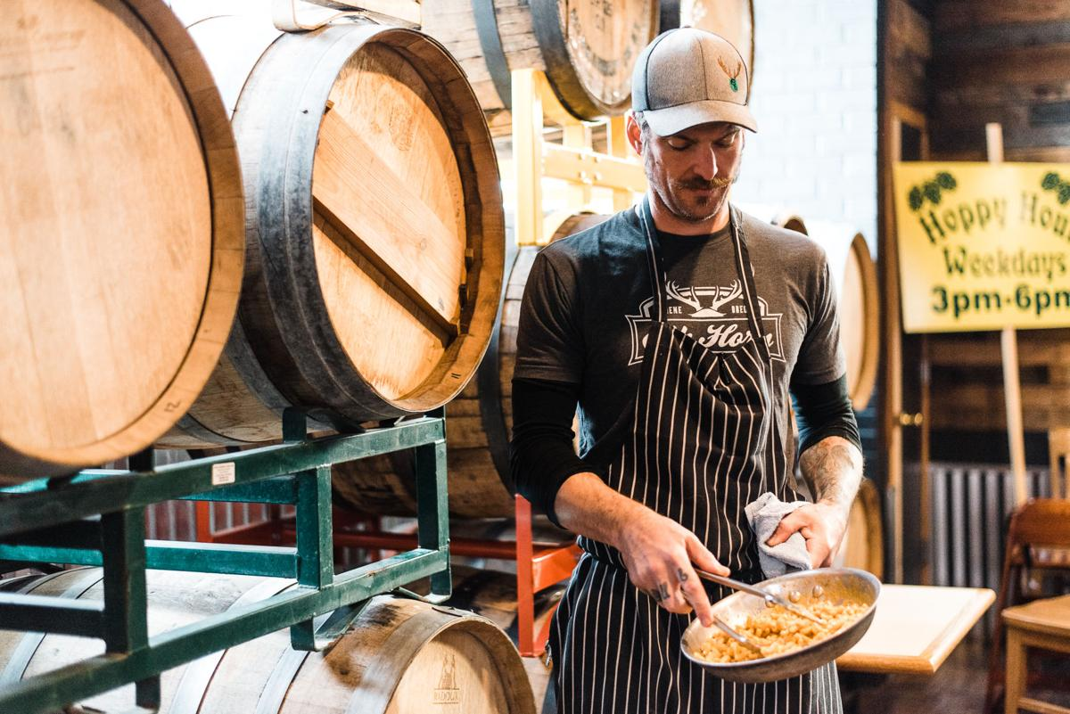 In The Kitchen with Elk Horn Brewery