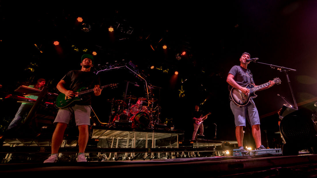 Photos: A night of reggae at the Cuthbert Amphitheater with Rebelution, Stephen Marley and more