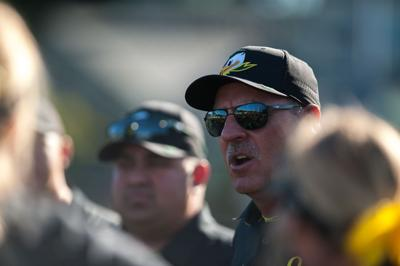 Mike White's arm is a secret to Oregon softball's success