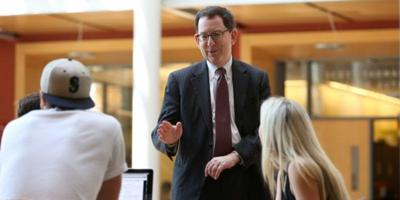 President names new provost search committee
