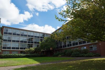 Administration is considering the future of Hamilton and Walton halls