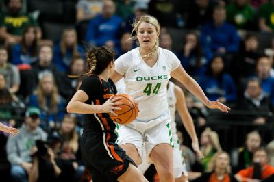 In Bando's absence, McGwire comes up big to beat Beavers