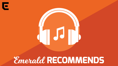 Podcast Logo: Emerald recommends