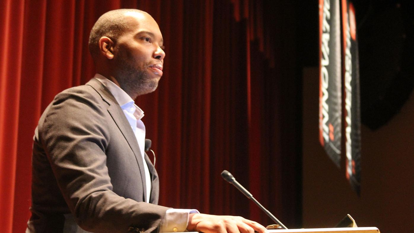 Why Ta-Nehisi Coates' $41,500 UO speech ended early