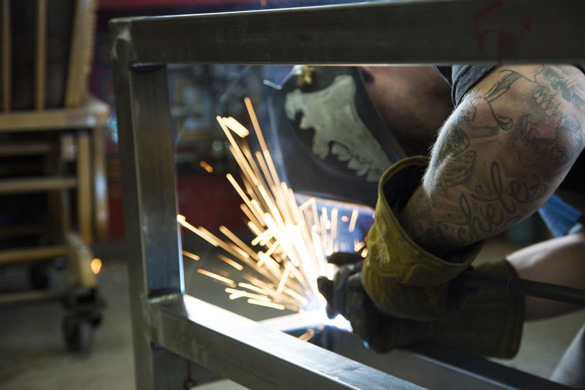Behind the Flame: A Welder's Story