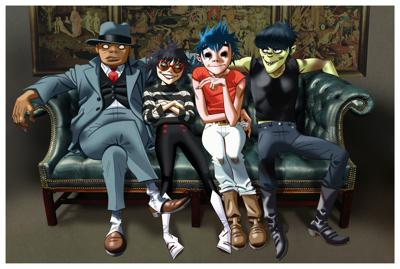 Review: Gorillaz returns to somber form with the disappointing 'Humanz'