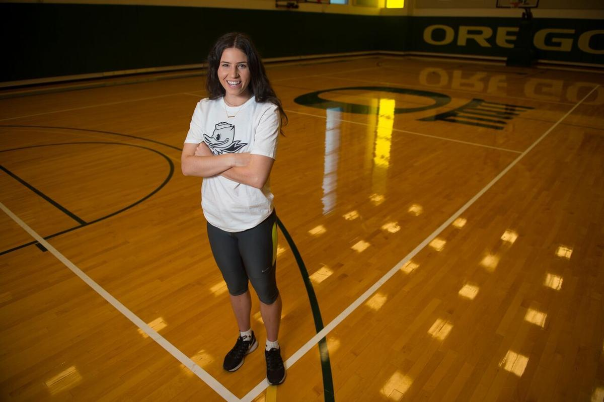 """Mentally Tough: A group of Oregon athletes is trying to normalize mental health conversations in athletics through their campaign, """"Duck The Stigma."""""""