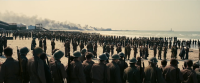 Review: Christopher Nolan's 'Dunkirk' uses war to find grace in us all