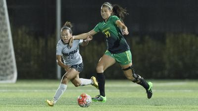 Caitlyn Wong returns to women's soccer pitch after two ACL tears