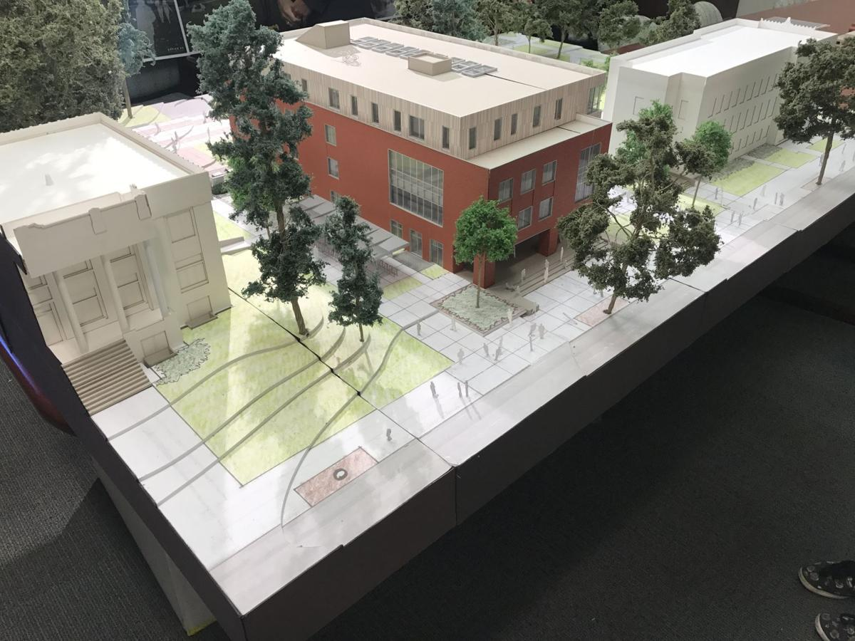 New UO building Tykeson Hall will be the home of the College of Arts and Sciences starting fall 2019