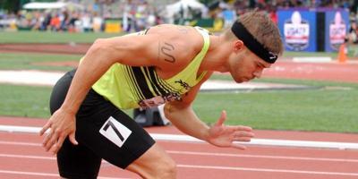 Nick Symmonds won't run for U.S. this summer