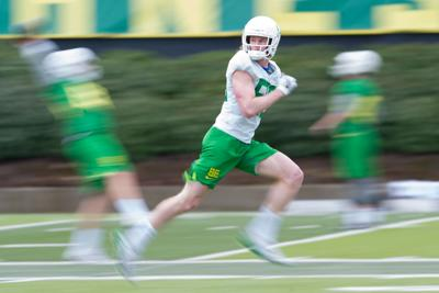 For Oregon's offense to thrive, the young wide receivers need to step up