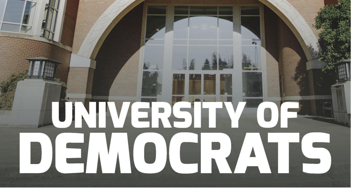 Does it matter if your professor is a Democrat?