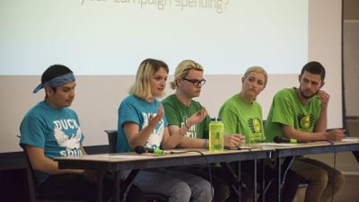 One Oregon, Duck Squad file grievance to restart runoff election