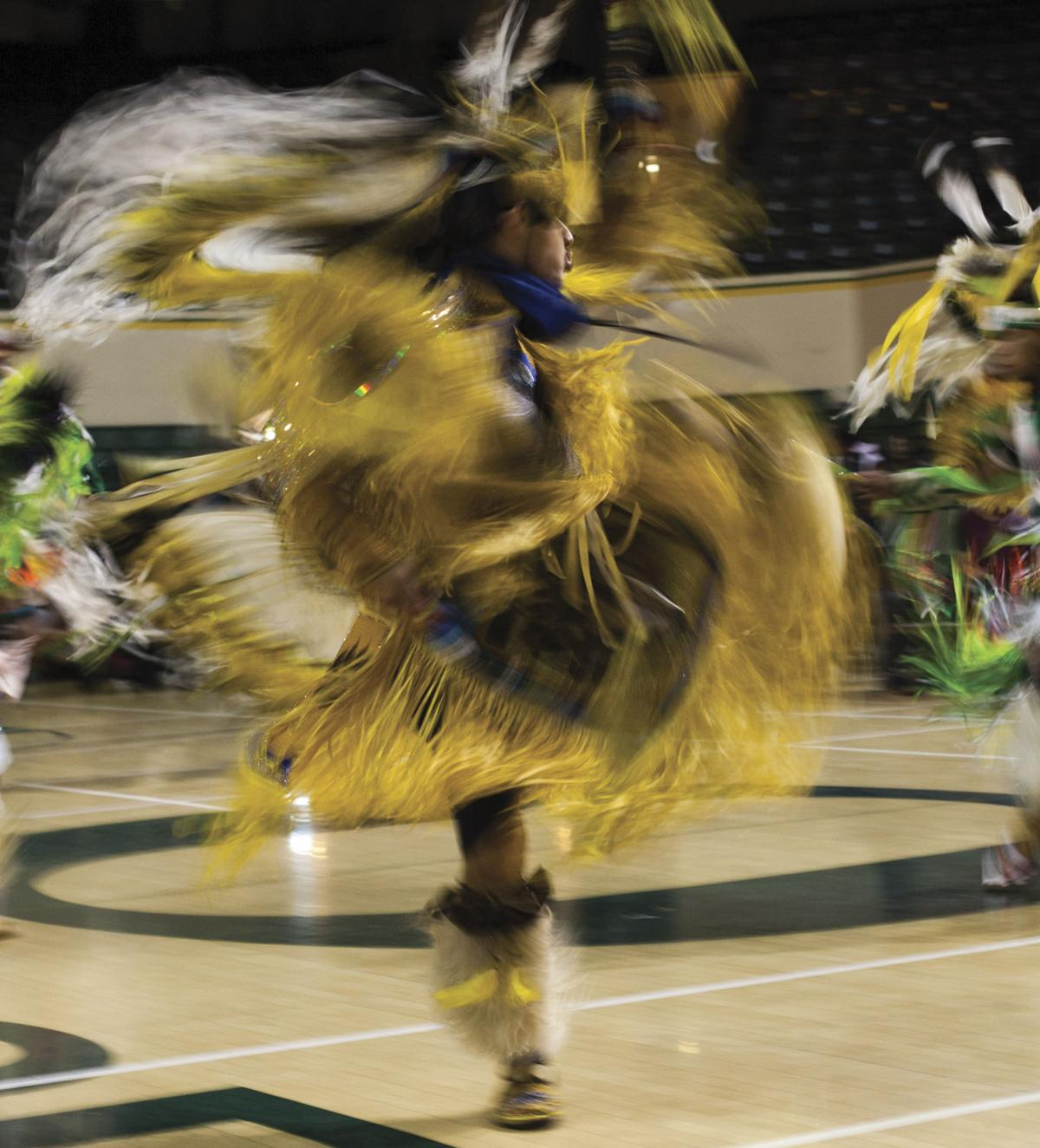 Happy Mother's Day from NASU: The Native American Student Union's annual Mother's Day Pow Wow