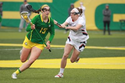 Oregon lacrosse looking to next season, hoping to find success in the small things
