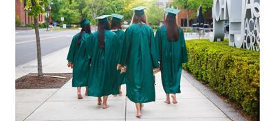 Graduation 2015: Ducks and well-wishers reflect on Sunday's festivities (Storify)