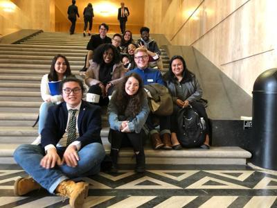 ASUO student lobbying