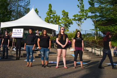 Community groups raise awareness about sexual assault and support for survivors