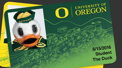 New UO ID cards required starting in May