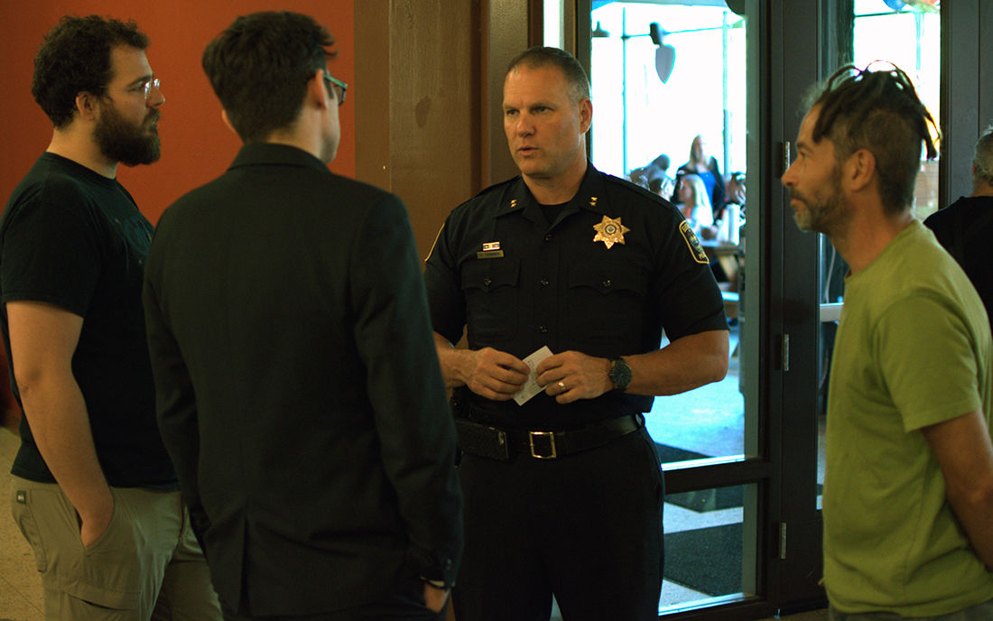 Eugene's new Chief of Police will make community outreach a priority